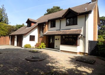 Thumbnail 4 bed detached house for sale in Lime Walk, Dibden Purlieu