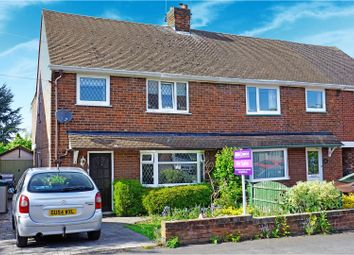 Thumbnail 4 bedroom semi-detached house for sale in Fairfield Avenue, Rolleston On Dove