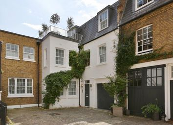 Thumbnail 4 bed mews house to rent in Bryanston Mews East, London