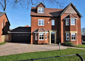 Thumbnail 5 bed property for sale in Pulford Road, Brereton Grange, Arclid, Cheshire.