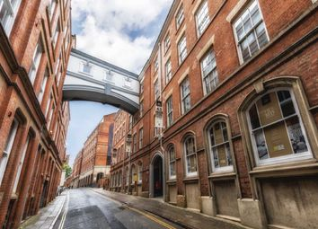 Thumbnail 1 bed flat for sale in Hounds Gate Court, Nottingham
