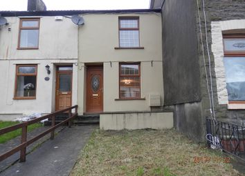 Thumbnail 2 bed property for sale in Trebanog Road, Trebanog, Rhondda Cynon Taff.