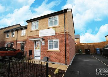 Thumbnail 3 bed property for sale in Gibfield Park Avenue, Atherton, Manchester
