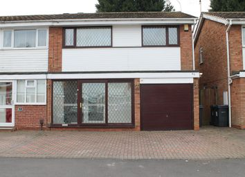 Thumbnail 3 bed semi-detached house for sale in Wood End, Handsworth Wood, Birmingham