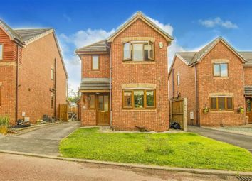 Thumbnail 3 bed detached house for sale in Balshaw House Gardens, Euxton, Lancashire