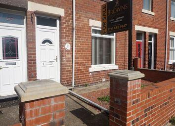 Thumbnail 2 bed flat for sale in Wellington Street, Hebburn