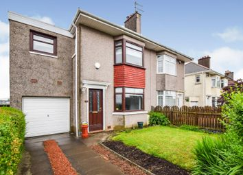Thumbnail 3 bed semi-detached house for sale in Springhill Road, Glasgow