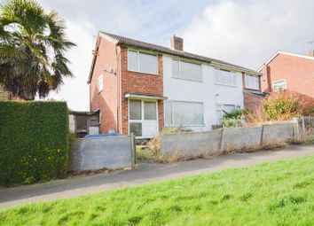 Thumbnail 3 bed semi-detached house for sale in Hillside Walk, Yaxley, Peterborough