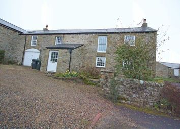 Thumbnail 4 bed semi-detached house for sale in Thorngrafton, Hexham