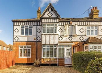 Thumbnail 4 bed semi-detached house to rent in French Street, Sunbury-On-Thames