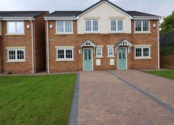 Thumbnail 4 bed semi-detached house to rent in Naylor Court, Rossmore Road West, Ellesmere Port