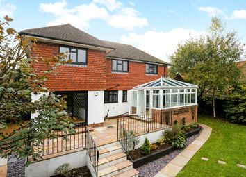 Thumbnail 4 bed detached house to rent in Church Road, Buxted, Uckfield