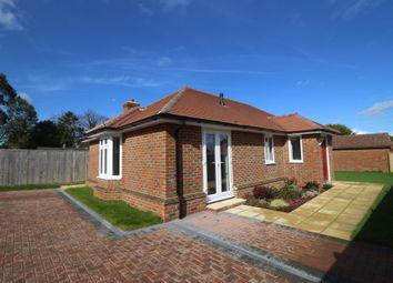 Thumbnail 2 bedroom detached bungalow for sale in Wannock Lane, Wannock, Eastbourne