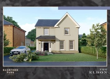 Thumbnail 4 bed detached house for sale in Bashford Park Red Fort Park, Carrickfergus