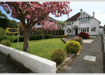Thumbnail 4 bed detached house for sale in Spur Hill Avenue, Poole