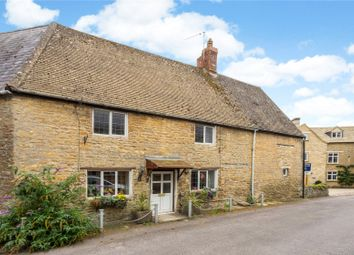 3 bed terraced house for sale in The Square, Aynho, Banbury, Northamptonshire OX17