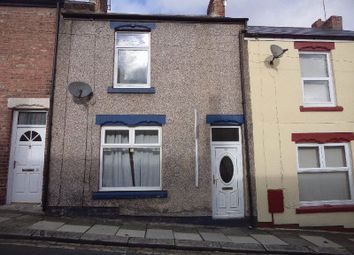 Thumbnail 3 bed terraced house to rent in Church Street, Ferryhill