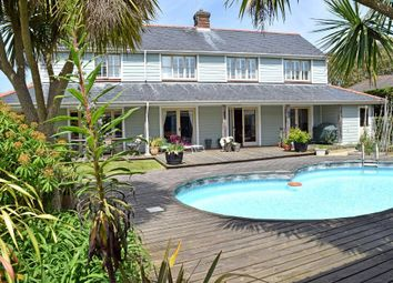 Thumbnail 5 bed detached house for sale in Swains Road, Bembridge, Isle Of Wight