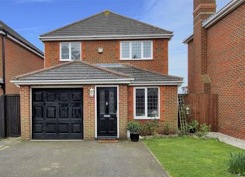 Thumbnail 3 bed detached house for sale in Petrel Close, Beltinge, Herne Bay, Kent