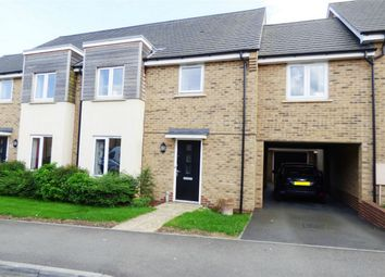 Thumbnail 4 bedroom semi-detached house for sale in Knights Way, St. Ives, Huntingdon
