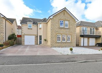 Thumbnail 4 bed detached house for sale in Craigfoot Walk, Kirkcaldy