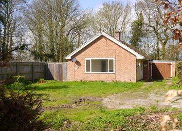 Thumbnail 2 bed detached bungalow for sale in Long Melford, Sudbury, Suffolk
