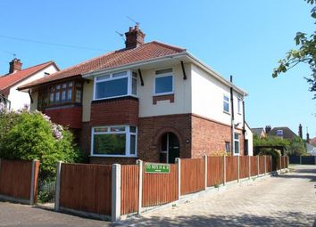 Thumbnail 3 bed semi-detached house for sale in Gorleston, Great Yarmouth, Norfolk