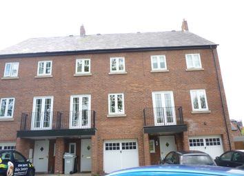 Thumbnail 1 bed town house to rent in York Street, Macclesfield