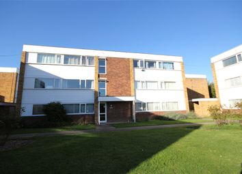 Thumbnail 2 bed flat for sale in Hazelbank Court, Chertsey, Surrey