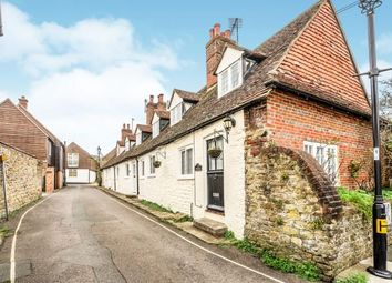 Thumbnail 2 bedroom end terrace house for sale in Duck Lane, Midhurst, West Sussex