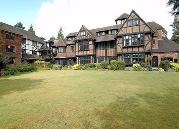 Thumbnail 1 bed flat to rent in Branksome Park Road, Camberley