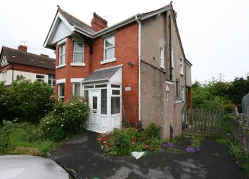 Thumbnail 4 bed property for sale in Conway Road, Colwyn Bay
