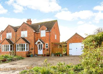 3 bed semi-detached house for sale in Hollyhock Cottage, Silchester RG7