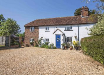Thumbnail 3 bed cottage for sale in Lees Hill, South Warnborough, Hook