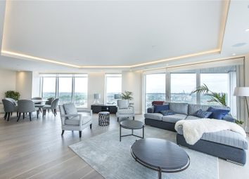 Thumbnail 3 bedroom flat for sale in Chelsea Creek Tower, 12 Park Street, London
