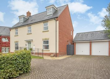 Thumbnail 5 bed detached house for sale in Kington, Herefordshire HR5,