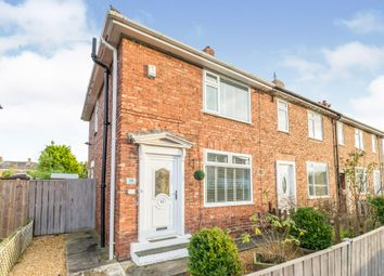 Thumbnail 2 bed end terrace house for sale in Castleton Road, Stockton-On-Tees
