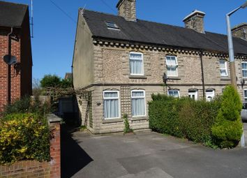 Thumbnail 3 bed end terrace house for sale in Peter Street, Ashbourne
