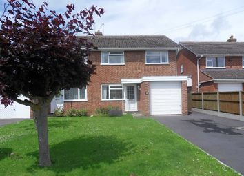 Thumbnail 3 bed semi-detached house to rent in Warren Close, Churchdown, Gloucestershire