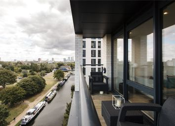Thumbnail 3 bed flat for sale in Titanium Point, 24 Palmers Road, Bethnal Green