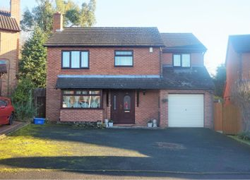 Thumbnail 5 bed detached house for sale in Chapmans Close, Stirchley Telford