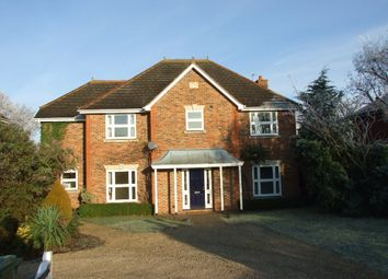 Thumbnail 4 bed detached house to rent in Bow Brickhill Road, Woburn Sands