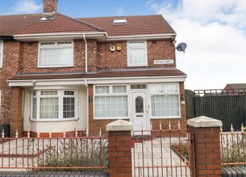Thumbnail 4 bedroom end terrace house for sale in Keithley Walk, Liverpool, Lancashire