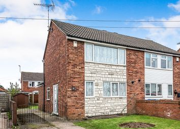Thumbnail 2 bed semi-detached house for sale in Shipton Drive, Uttoxeter