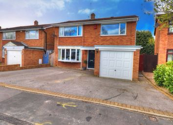 4 bed detached house for sale in Abingdon Way, Trentham, Stoke-On-Trent ST4