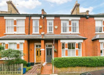 Thumbnail 3 bed terraced house for sale in Cleveland Gardens, London