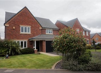 Thumbnail 4 bed detached house for sale in Ffordd Mccartney, Deeside