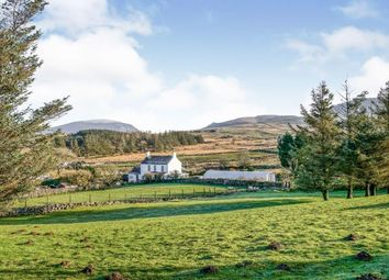 Thumbnail 3 bed detached house for sale in Pont Lloc, Nebo, Caernarfon, Gwynedd