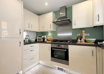 "Thumbnail 3 bed end terrace house for sale in ""Arley"" at Bearscroft Lane, London Road, Godmanchester, Huntingdon"