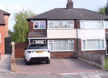 Thumbnail 4 bed semi-detached house for sale in Ashcroft Avenue, Salford